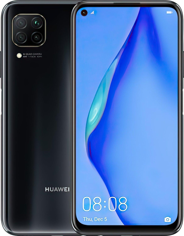 Смартфон Huawei P40 Lite Black фото 1