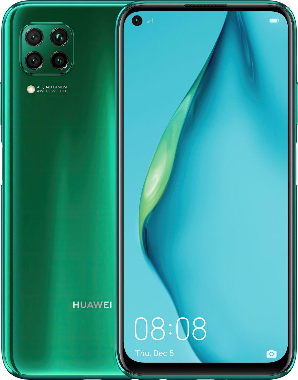 Смартфон Huawei P40 Lite Green фото 1