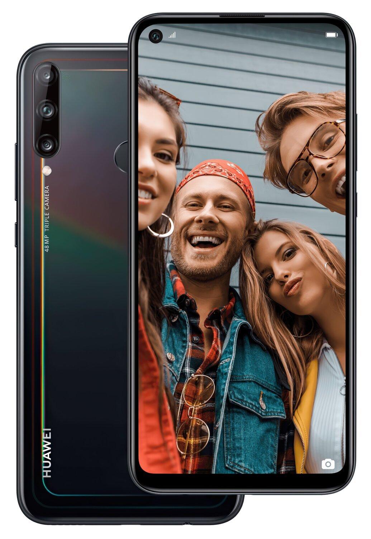 Смартфон Huawei P40 Lite E Black фото 1