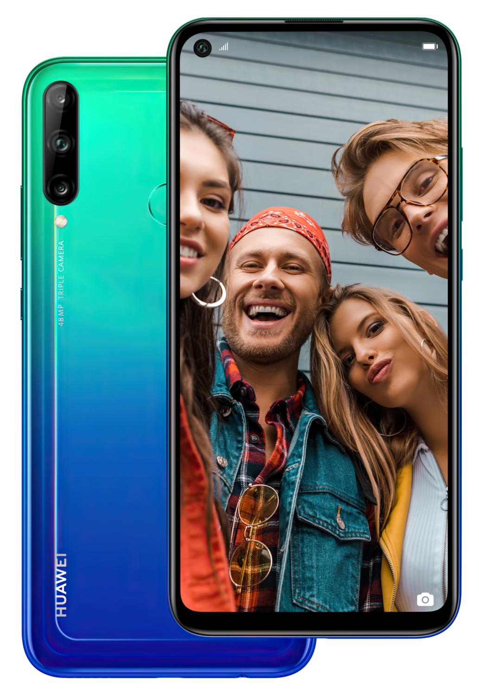 Смартфон Huawei P40 Lite E Aurora фото 1