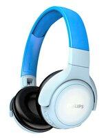 Наушники Philips Kids TAKH402 Over-Ear Wireless Blue