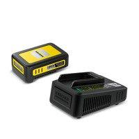 Набор аккумуляторов Karcher быстрозярядный 18V 2.5Ah + ЗУ (2.445-062.0)
