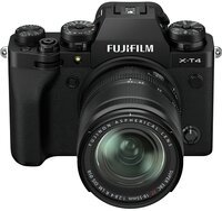 Фотоаппарат FUJIFILM X-T4 + XF 18-55mm F2.8-4R Black (16650742)