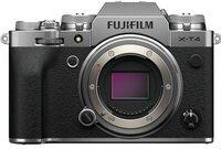 Фотоаппарат FUJIFILM X-T4 body Silver (16650601)