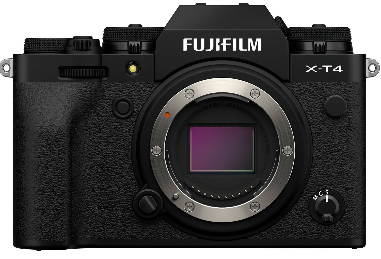 Фотоаппарат FUJIFILM X-T4 body Black (16650467) фото