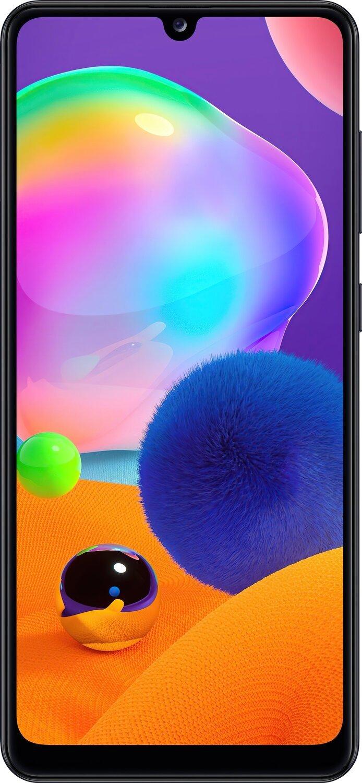 Смартфон Samsung Galaxy A31 4/64Gb Prism Crush Blackфото