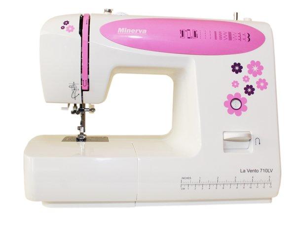 Купить Швейные машинки, Швейная машина МINERVA LA VENTO LV710, MINERVA