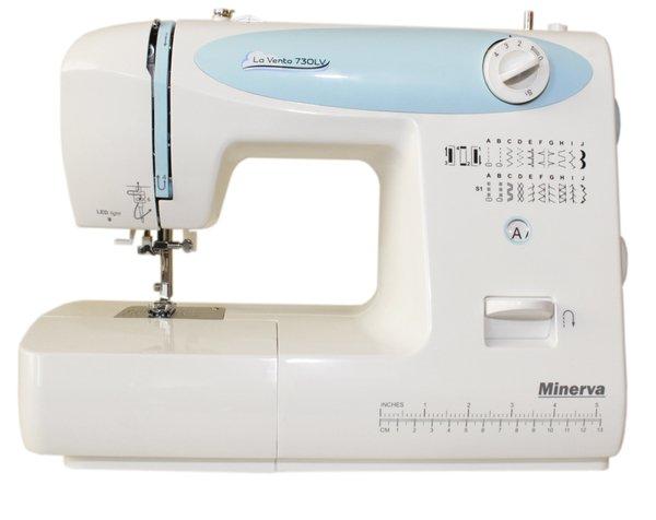 Купить Швейные машинки, Швейная машина МINERVA LA VENTO LV730, MINERVA