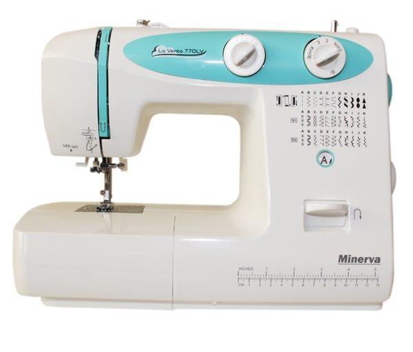 Купить Швейные машинки, Швейная машина МINERVA LA VENTO LV770, MINERVA