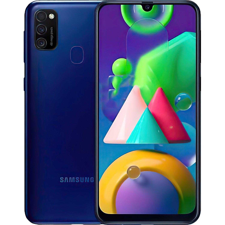 Смартфон Samsung Galaxy М21 M215/64 Blue фото 1