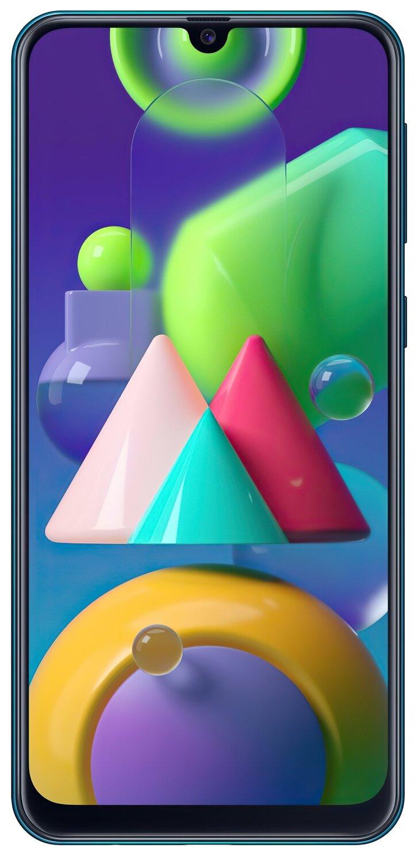 Смартфон Samsung Galaxy М21 M215/64 Green фото 1