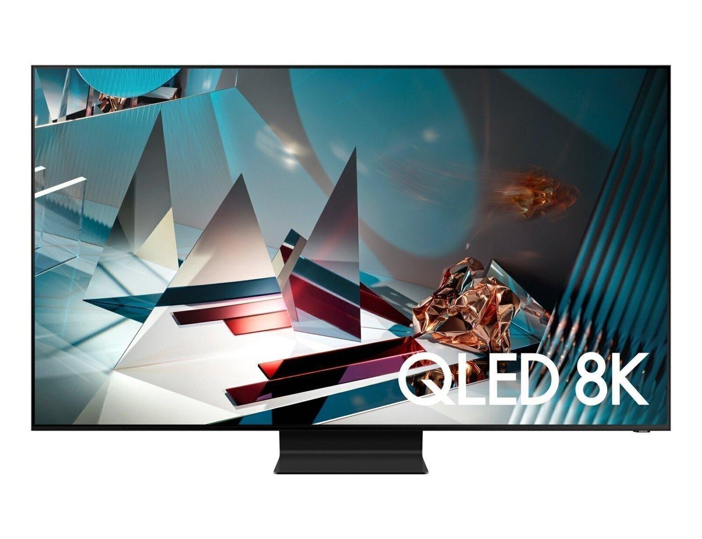 Телевизор SAMSUNG QLED QE65Q800T (QE65Q800TAUXUA) фото 1