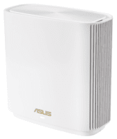 Маршрутизатор ASUS ZenWiFi XT8 1PK white AX6600 3xGE LAN 1x2.5GE WAN 1xUSB3.1 WiFi6 MESH WPA3 OFDMA