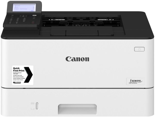 Принтер лазерный Canon i-SENSYS LBP226dw c Wi-Fi
