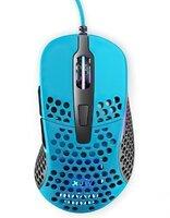 Игровая мышка Xtrfy M4 RGB, Miami Blue