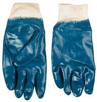 Перчатки рабочие TOPEX х / б с нитриловым покрытием, размер 10.5 (83S201)