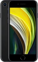 Смартфон Apple iPhone SE 2020 64GB Black (slim box) (MHGP3)