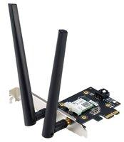 WiFi-адаптер Asus PCE-AX3000 WiFi6, WPA3, Bluetooth 5.0, MU-MIMO, OFDMA