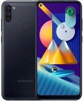 СмартфонSamsung GalaxyM11M115/32Gb Black