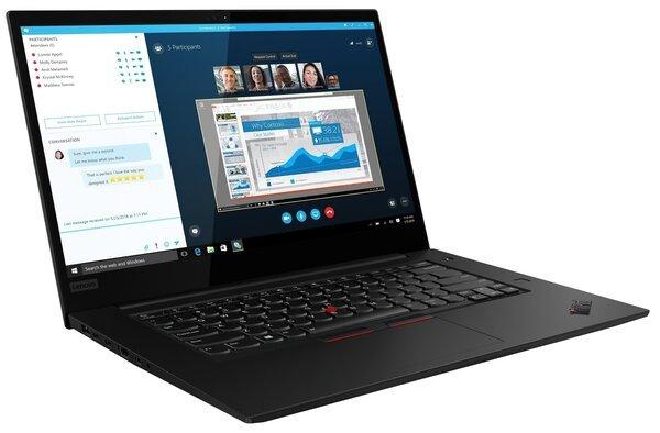 Ноутбук Lenovo ThinkPad X1 Extreme 2 (20QV00CERT)