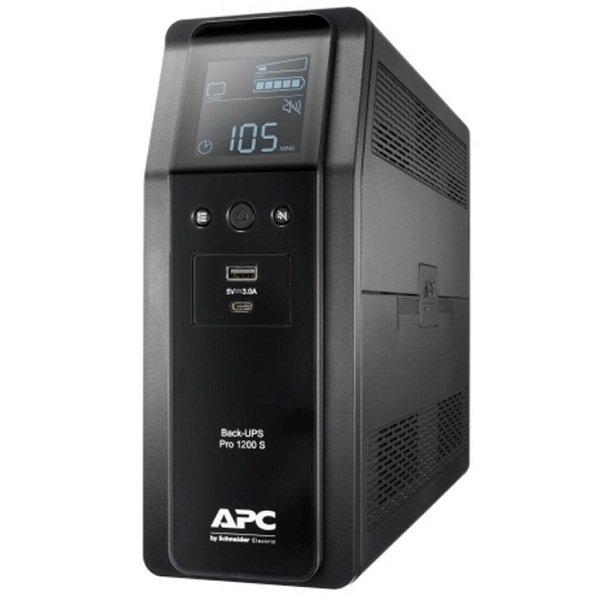 Купить ИБП APC Back UPS Pro BR 1200VA Sinewave8 Outlets AVR LCD interface
