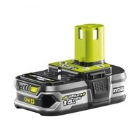Аккумулятор Ryobi ONE+ RB18L15 18В 1.5 А/ч Lithium+