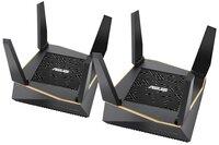 Маршрутизатор ASUS RT-AX92U 2PK AX6100 4xGE LAN 1xGE WAN 1xUSB3.1 1xUSB2.0 WiFi6 AIMESH Gaming OFDMA