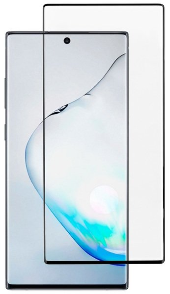 Стекло 2E для Samsung Galaxy Note 10 3D Clear фото 1
