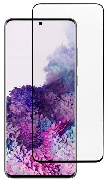 Стекло 2E для Samsung Galaxy S20+ 3D Clear фото 1