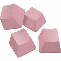 Набор кейкапов для клавиатуры Razer PBT Keycap Upgrade Set - Quartz Pink