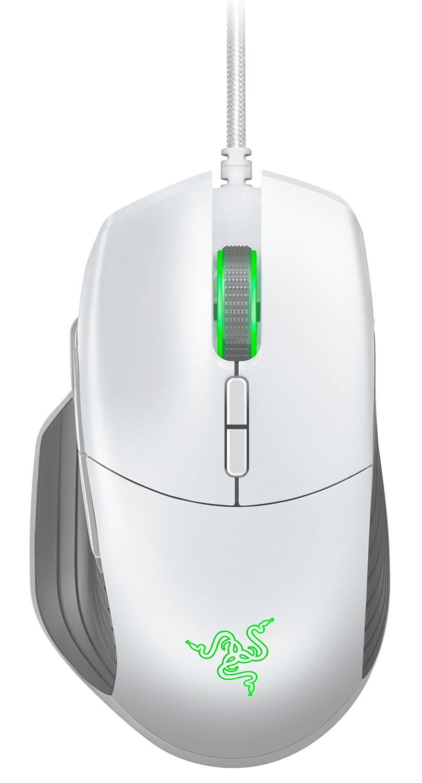 Ігрова миша Razer Basilisk – Mercury (RZ01-02330300-R3M1)фото