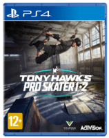 Игра Tony Hawk Pro Skater 1&2 (PS4, Английский язык)