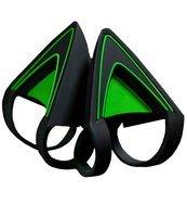 Насадки для навушників Razer Kitty Ears for Kraken (Green) (RC21-01140200-W3M1)