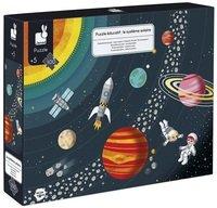 Пазл обущающий Janod Солнечная система (J02678)