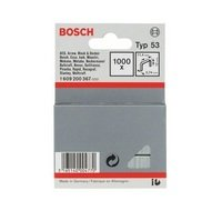 Скобы к степлеру Bosch 12мм ТИП 53, 1000шт