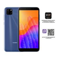 Смартфон Huawei Y5p Dura-L29A Phantom Blue