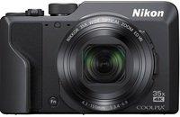 Фотоаппарат NIKON Coolpix A1000 Black (VQA080EA)