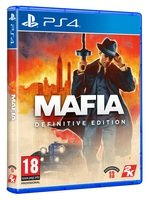 Игра Mafia Definitive Edition (PS4, Русская версия)