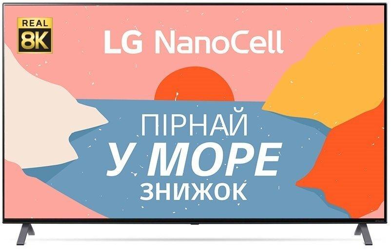 Телевізор LG 55NANO956NA фото