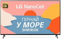 Телевізор LG 55NANO956NA