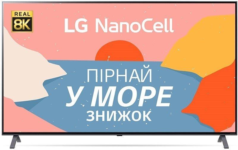 Телевізор LG 65NANO996NA фото