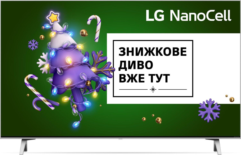 Телевізор LG 75NANO996NA фото