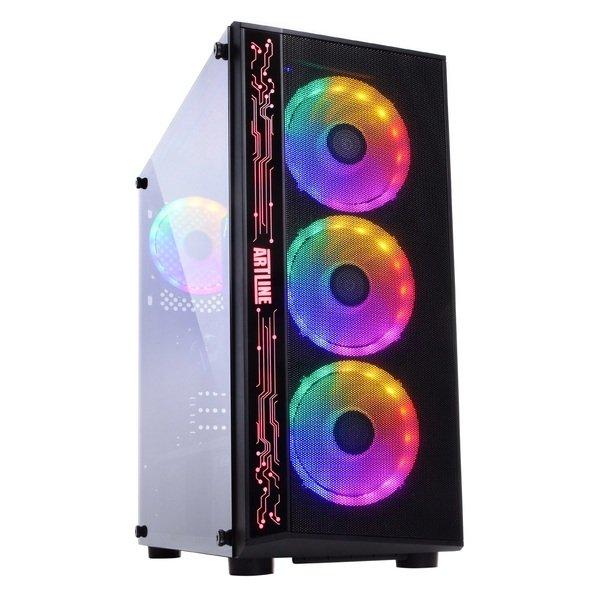 Купить Компьютеры, Системный блок ARTLINE Gaming X66 (X66v15)