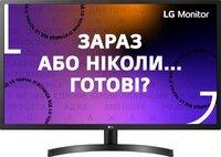 """<p>Монітор 31.5"""" LG 32MN500M-B</p>"""