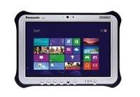 """Планшет Panasonic TOUGHPAD FZ-G1 10.1"""" LTE 4/128Gb Black/Silver"""