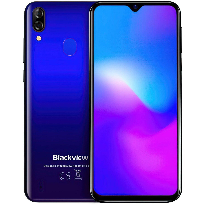 Смартфон Blackview A60 1/16GB Dual SIM Gradient Blue OFFICIAL UA фото