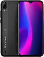 Смартфон Blackview A60 1/16GB Dual SIM Interstellar Black OFFICIAL UA