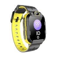Детские телефон-часы с GPS трекером GOGPS ME K22 Черные