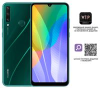 Смартфон Huawei Y6p Emerald Green