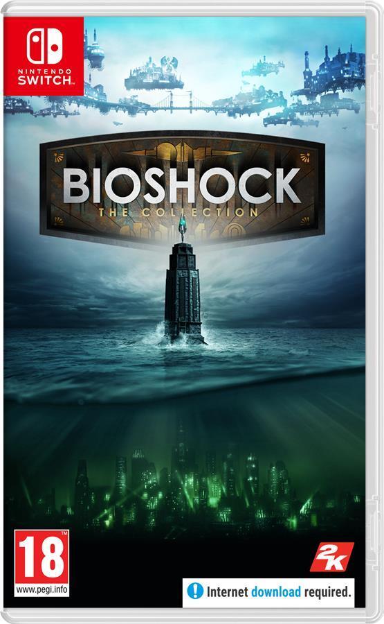 Игра BioShock: The Collection (Nintendo Switch, Английский язык) фото 1